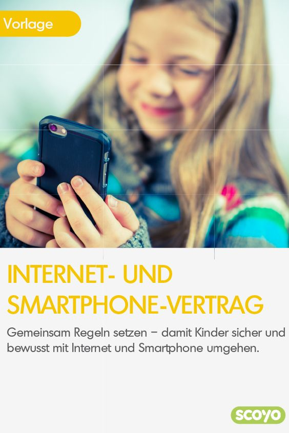 Kleine Smartphone-Einsteiger brauchen Regeln und Anleitung, um sorgsam und sicher mit dem neuen digitalen Gerät umzugehen. Ein Eltern-Kind-Vertrag hilft, sich auf die wichtigsten Punkte zu einigen – hier kostenlos downloaden.