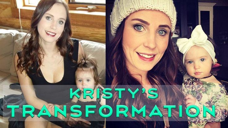 Kristy's Transformation - A Single Moms Journey