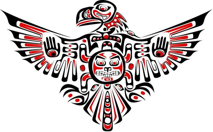 Northwest Coast art is the term commonly applied to a style of art created primarily by artists from Tlingit, Haida, Tsimshian, Kwakwaka'wakw, Nuu-chah-nulth and other First Nations and Native American tribes of the Northwest Coast of North America, from pre-European-contact times up to the present.