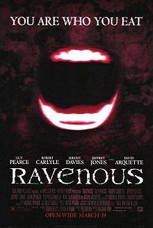 """""""Ravenous/Людоед"""" 1999"""