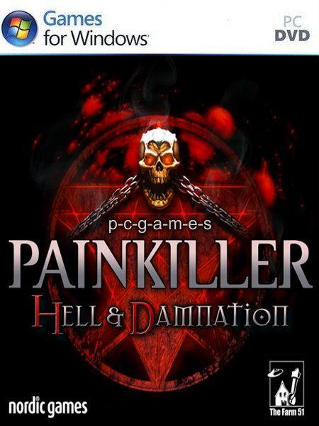 Znalezione obrazy dla zapytania painkiller hell & damnation
