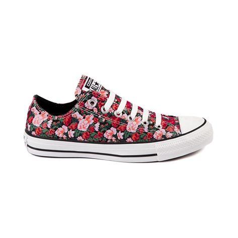 Floral Converse All Stars- pretty!!