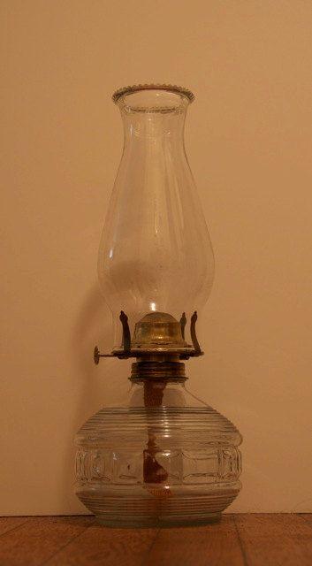 Vintage Kerosene Lamps!