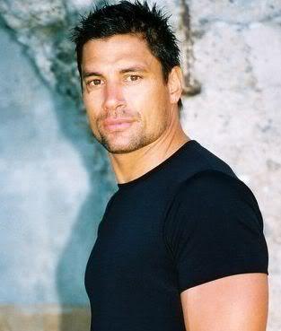 Manu Bennett - this man is just gorgeous.  Australian/New Zealander actor, my latest crush haha.