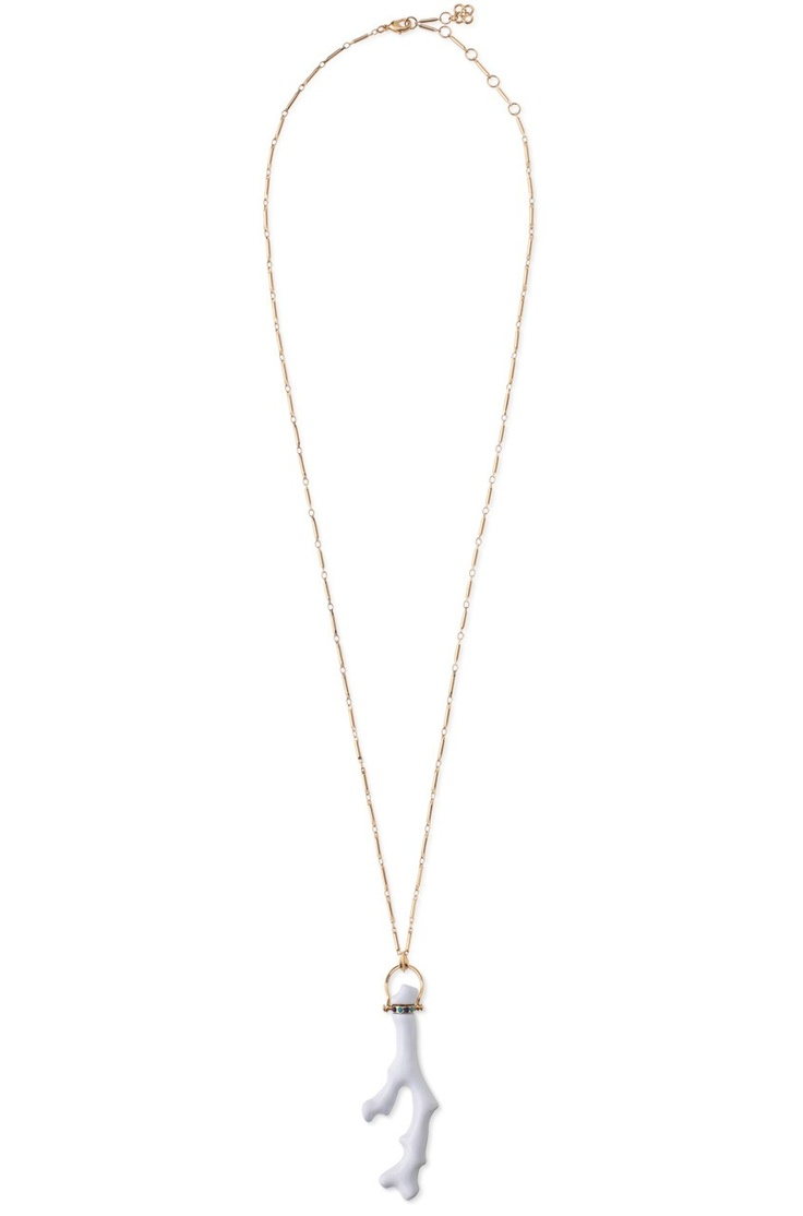 Cameron Pendant - hand sculpted coral branch in shiny white enamel. Sooo fab with white denim! $79Capture Summer, Www Stelladot Com Laurenweb, Dots Cameron, Dots Summer, White, Branches Coral, Dots Piece, Cameron Pendants, Hands Selection Piece