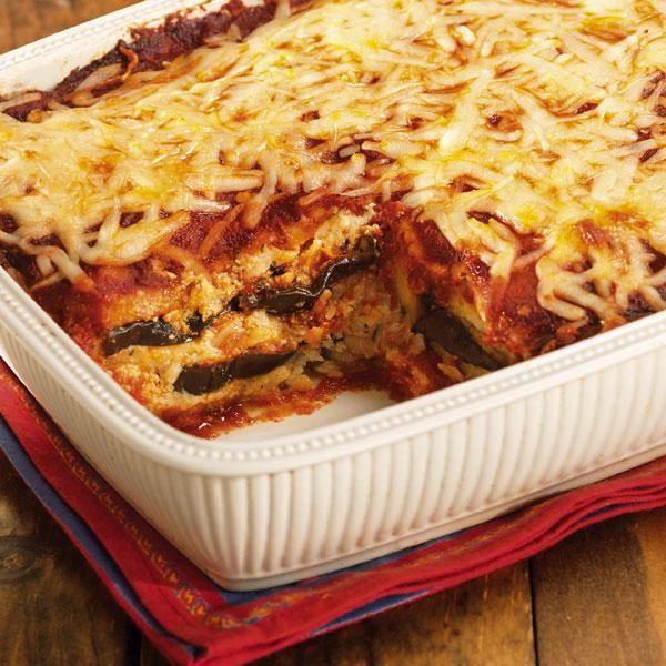 Mediterranean Eggplant Lasagna #MeatlessMonday | Meatless ...