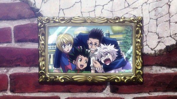 Tags: Anime, MADHOUSE, Hunter x Hunter, Gon Freaks, Kurapika, Killua Zoldyck, Leorio Paladiknight