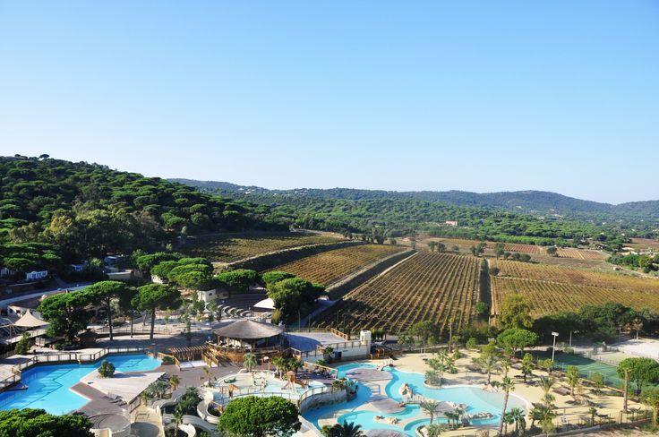 Camping Les Tournels in Ramatuelle, Provence-Alpes-Côte d'Azur is open until 31 October http://www.canvasholidays.co.uk/france/cote-dazur/ca01t/yelloh-village-les-tournels