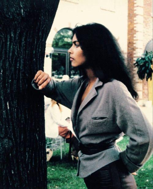 Singer/actress Denise Matthews/Vanity