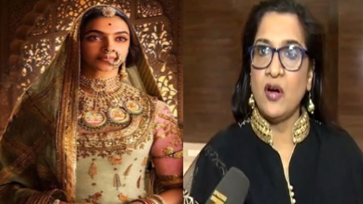 Exclusive Interview: Rajasthani Poetess  Lata Haya Speaks About 'Padmavati' And Other Issues - YouTube
