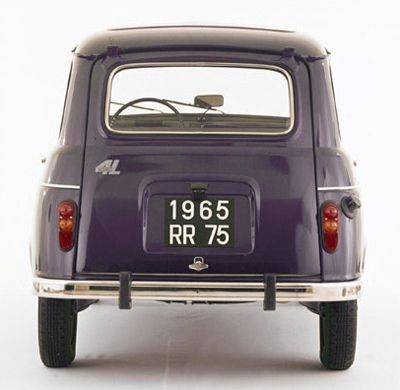 renault 4l ook wel hondenhok genoemd - My parents went through a few of these! I remember our first one... dark green...