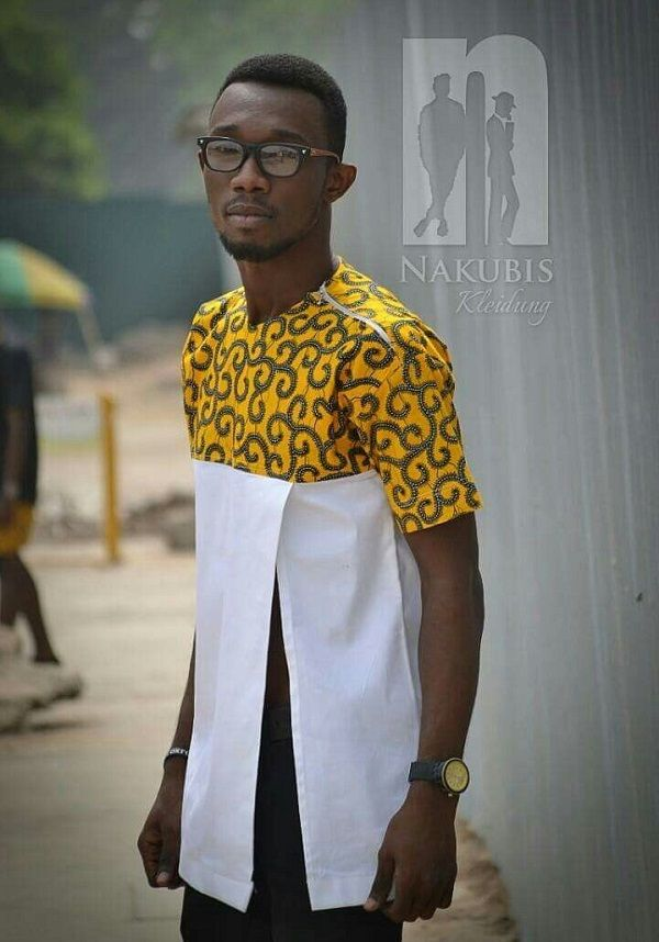 Plain And Pattern Ankara Style Inspiration You Need To Try | African men  fashion, Nigerian men fashion, African shirts for men