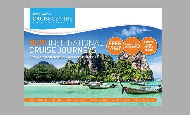 Mejores 20 Imágenes De Travel Brochure Examples With