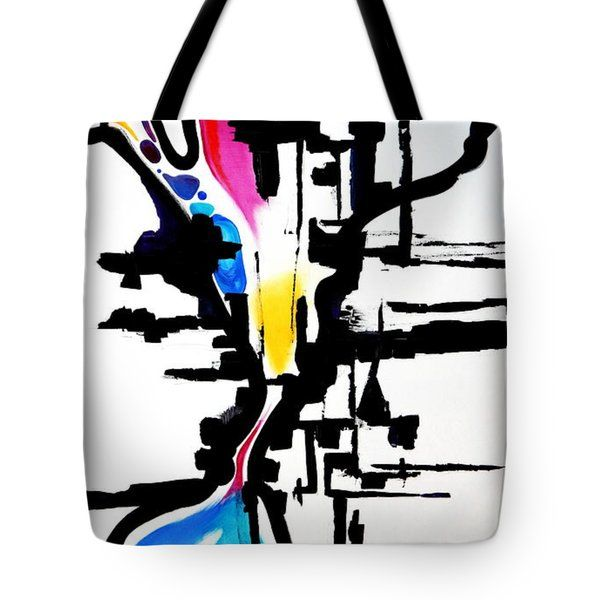 Infiltration Tote Bag by Expressionistar Priscilla-Batzell