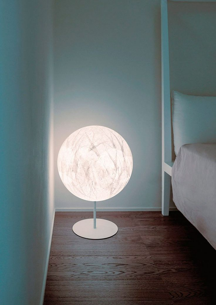 Halogen japanese paper floor lamp with dimmer GOODMORNINGCHINA - @davidegroppi