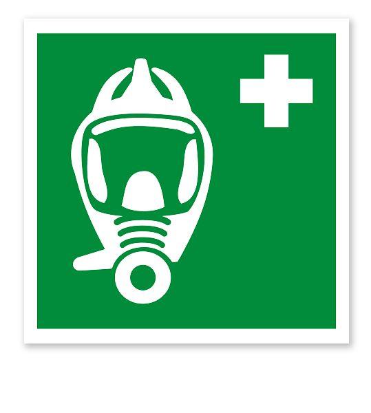 Rettungszeichen Fluchtretter nach DIN EN ISO 7010 #fluchtretter