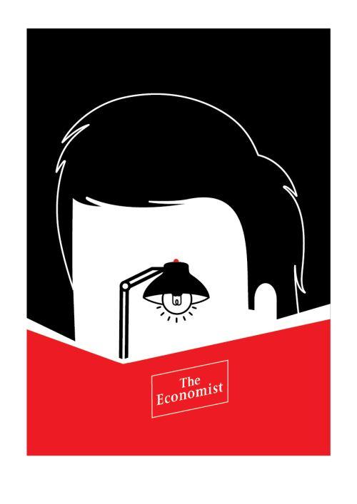 the economist - noma bar
