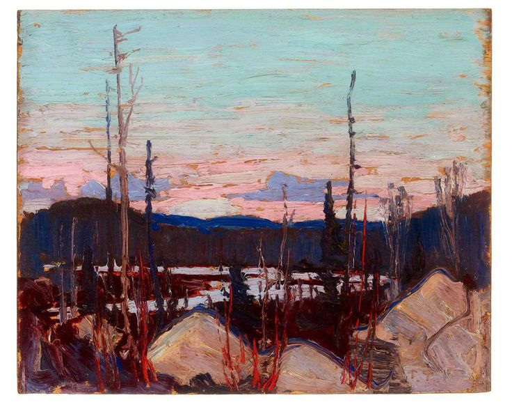 Tom Thompson Gallery of Ontario | West Wind