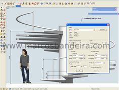 Arquitetura e Desenho: Dica SketchUp - Imagens em escala!
