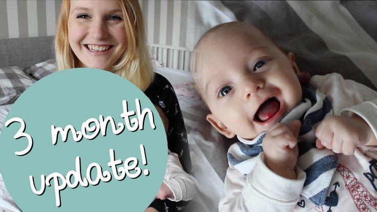 3 MONTH UPDATE! - hemangioma update & trip to the ER...