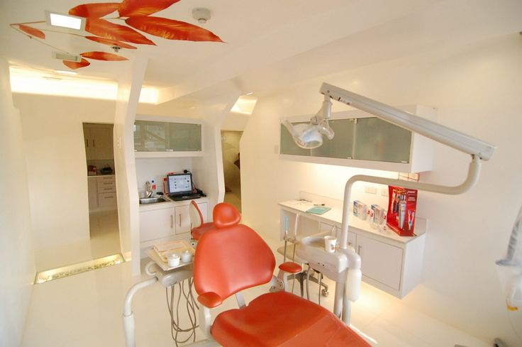 Smiles by Dr. Cecile Dental Clinic. Buensalido Architects. #dentist