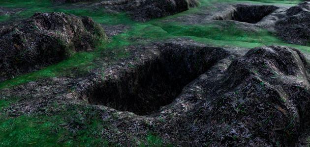 تفسير رؤية القبر في المنام بالتفصيل Natural Landmarks Landmarks Nature