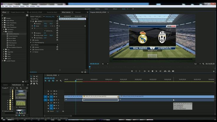 Adobe Premiere Pro is a timeline-based video editing software application. It is part of the Adobe Creative Cloud, which includes video editing, graphic desi...