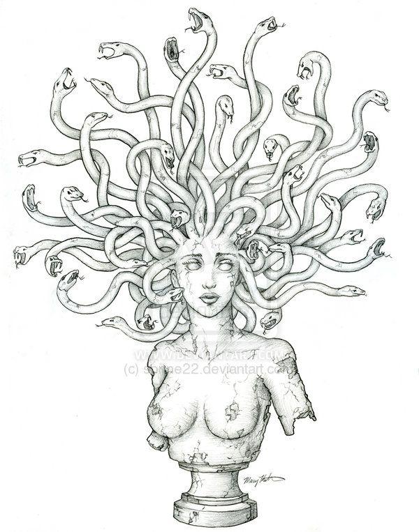 Latest Tattoo Ideas: Medusa Tattoo Gun – Isaac Rivera