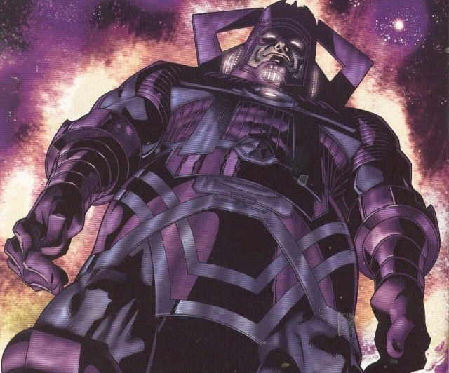 Top 10 Best Comic Book Villains - Toptenz.net///Galactus
