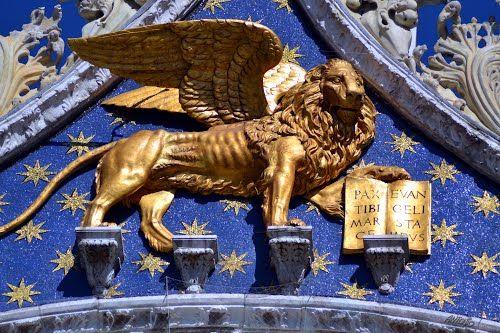 Leone di S.Marco - Venezia - ITA