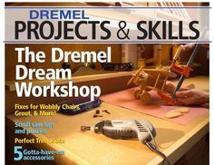Dremel projects and skills