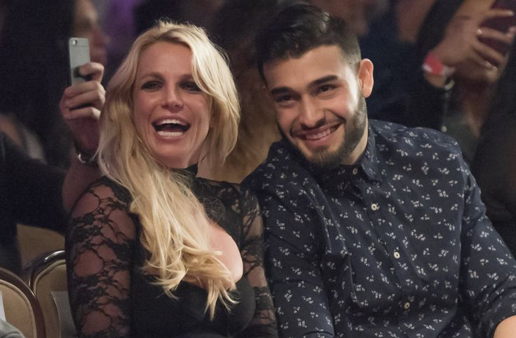 Britney Spears makes first official public outing with boyfriend Sam Asghari