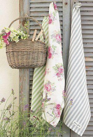 cottage style ♡ teaspoonheaven.com