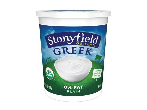 100 Cleanest Packaged Food Awards 2014: Stonyfield Organic Nonfat Greek Yogurt http://www.prevention.com/food/healthy-eating-tips/100-cleanest-packaged-food-awards-2014-breakfast?s=6