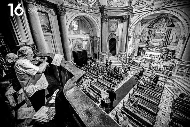 Wedding Glamour in Turin: La cerimonia in chiesa