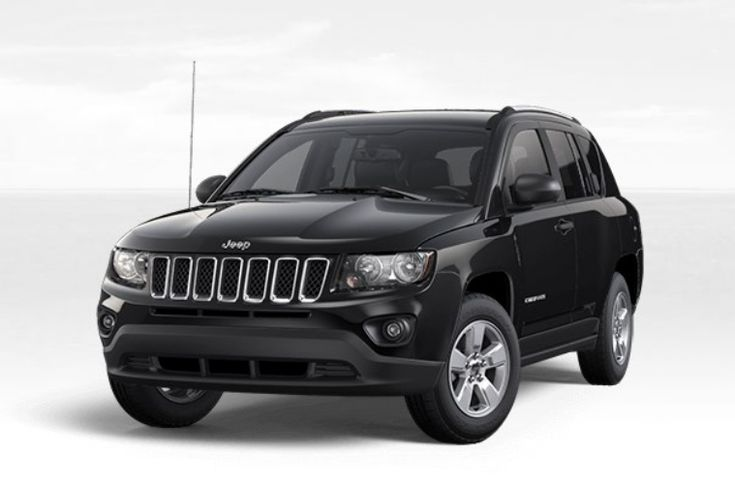 2016 Jeep Compass Black
