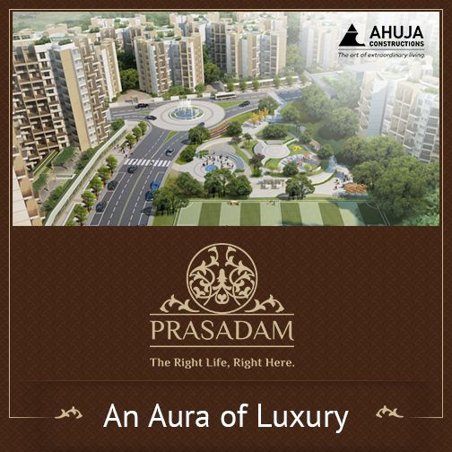 Leisure, Luxury, Landmark & lots more!  Prasadam has been designed for a life to be treasured & memories to be cherished!  Visit us on our website: http://prasadam.in/