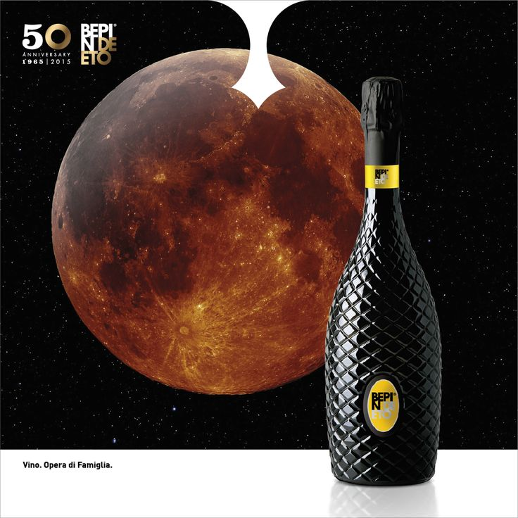 Bepin de Eto | PROSECCO SUPERIORE This night everyone nose up to delight in lunar #eclipse. And in your hand a glass of #ProseccoSuperiore #Bepindeeto to make a toast to this extraordinary astronomic event! #redmoon