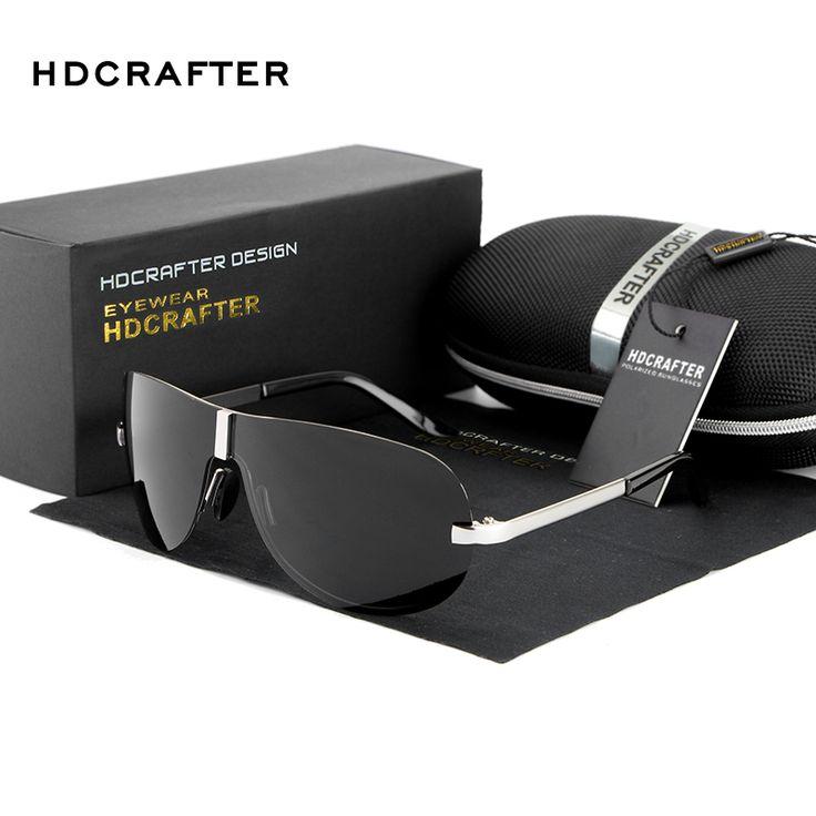 2016 Nóng Bán Thời Trang Phân Cực Ngoài Trời Driving Sunglasses cho Nam Giới kính Thiết Kế Thương Hiệu với Chất Lượng Cao 4 Colors