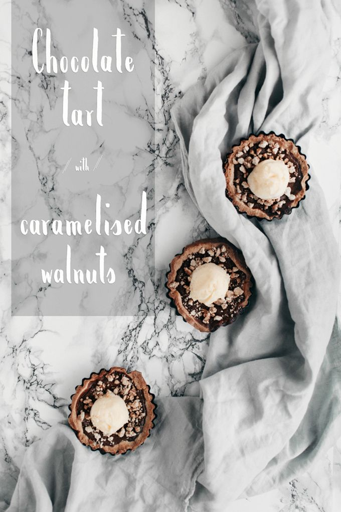 Irish Blog Awards and Chocolate tart - Two Coffee Beans