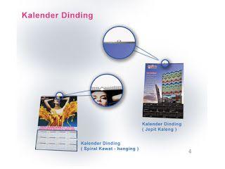 I Can Print ( ICP ) Jatinegara: Promo : Kalender Dinding