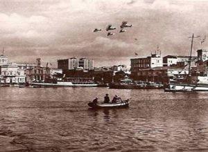 Αναστάσιος: Οι βομβαρδισμοί 1940-44 στον Πειραιά στο «Ενορία εν δράσει...»