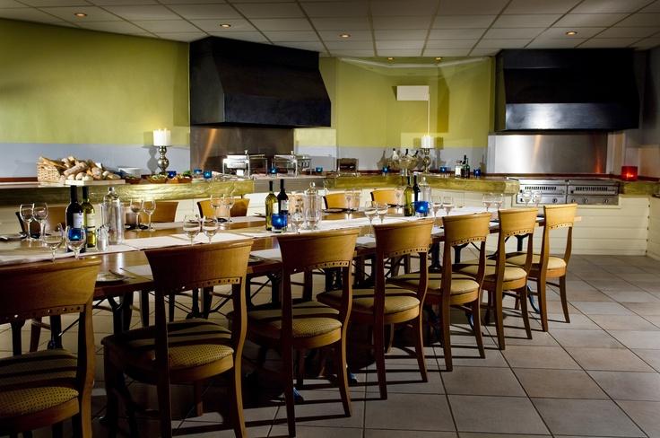 Barbecue Restaurant at Inntel Hotels Resort Zutphen