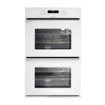 Frigidaire FFET3025LW 30 Double Electric Wall Oven - White