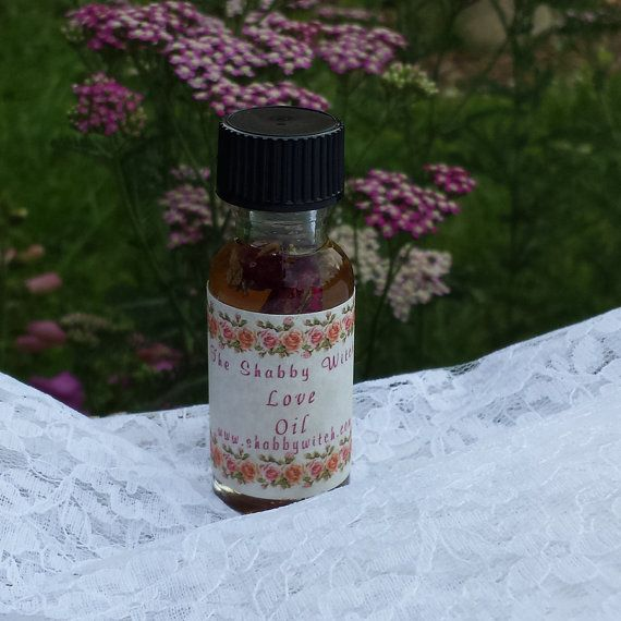 Love & Attraction Oil by TheShabbyWitch on Etsy, $6.99
