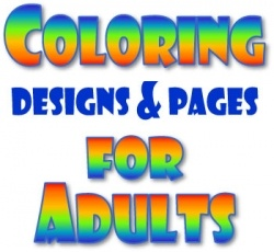 The reason I like this is that I can follow the lines and put crystals or buttons on garments.  Adult coloring pages are the best way to relax and be creative. Coloring pages for adults are great for reducing stress and setting your mind...