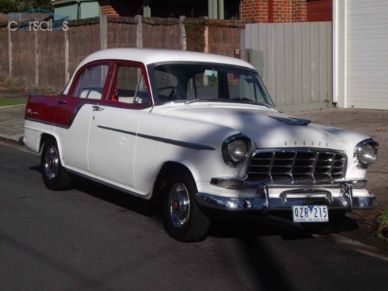 1959 HOLDEN FC SPECIAL $18000 SA