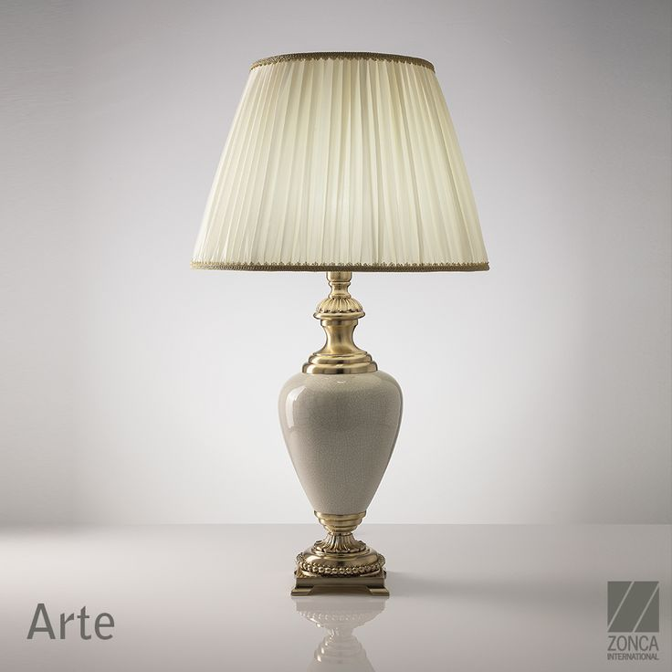 Arte classic table lamp zonca zoncalighting
