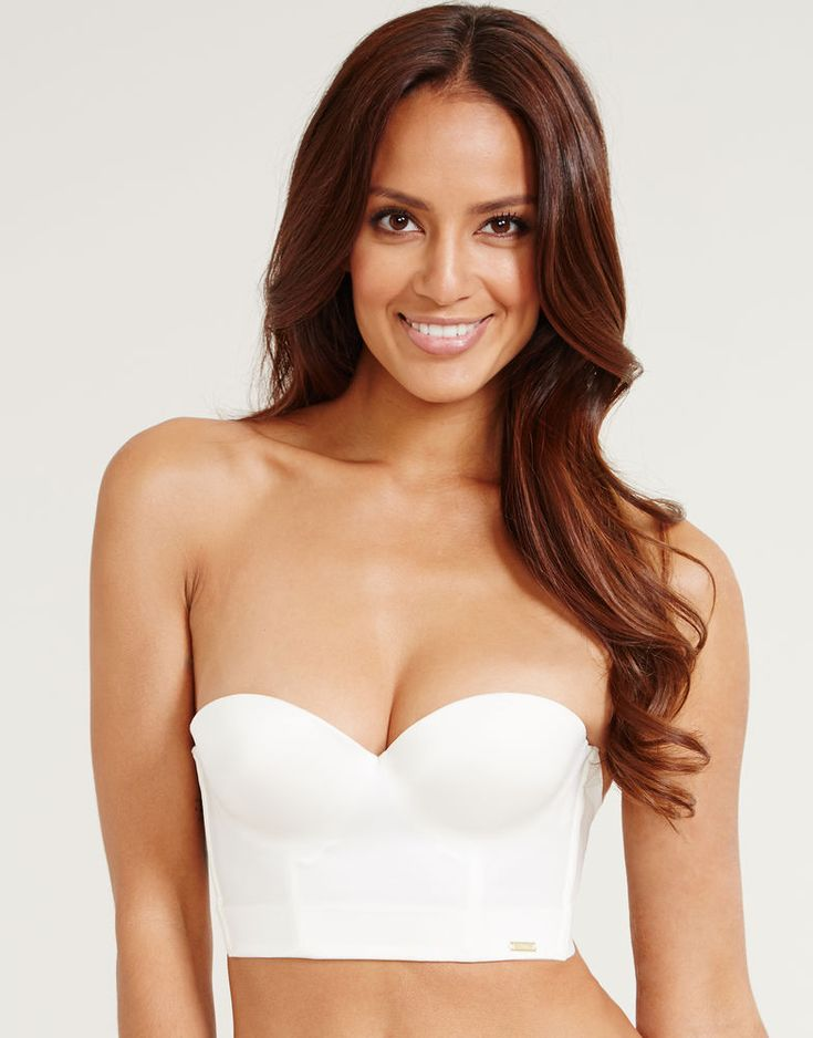 Buy ultimo icon low back strapless bra at figleaves low