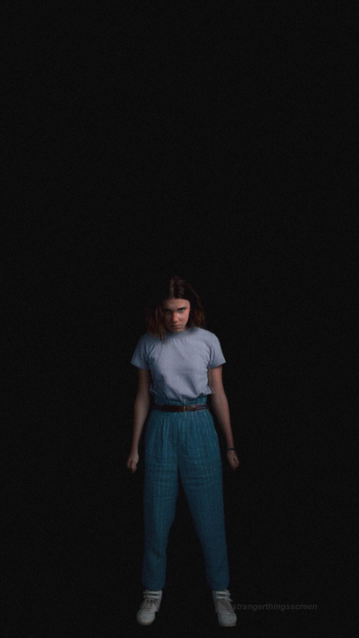 Eleven Wallpaper Strangerthings Strangerthings3 Eleven